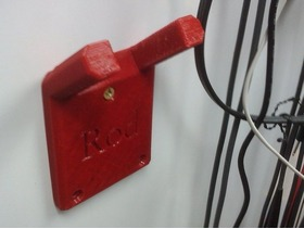 电钻壁挂支架